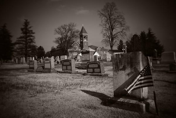 Cemetery---Union, PA