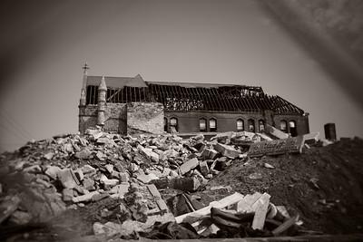 Church Deconstruction---Philadelphia, PA