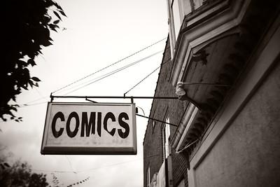 Comics---Spring City, PA
