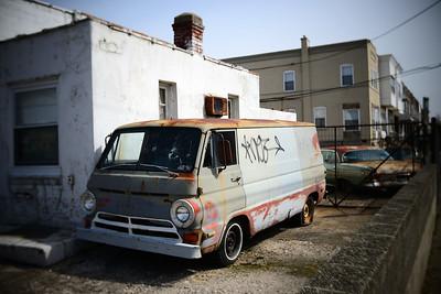Dodge Van---Philadelphia, PA
