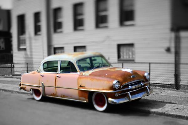 Classic Car---Philadelphia, PA