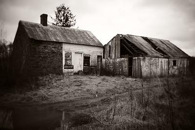 Abandoned Farm--Perkasie, PA