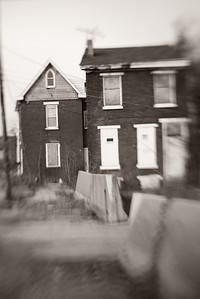 Abandoned House---Brideport, PA