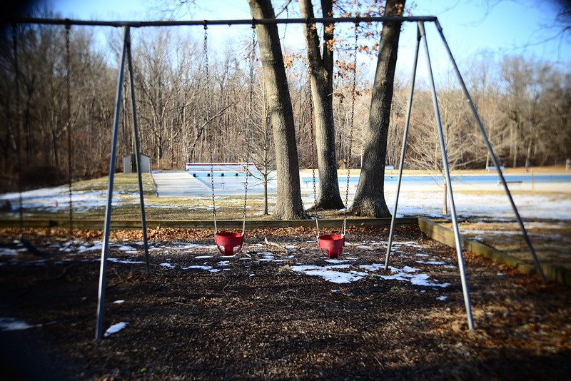 Swings---Columbia, NJ