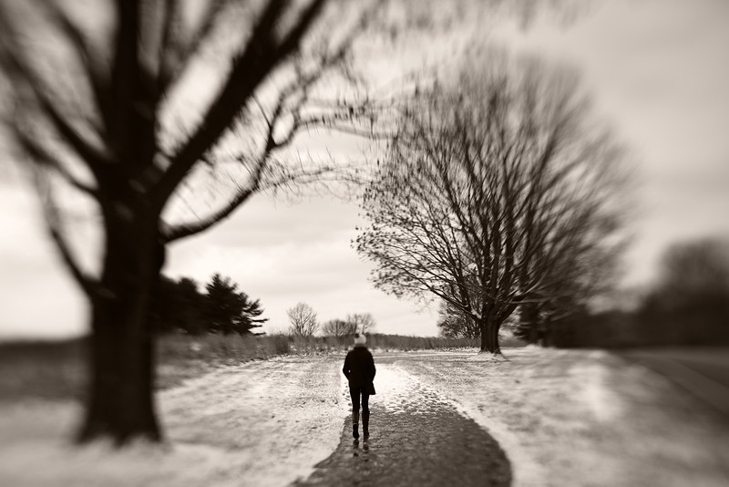 Footprints---Valley Forge Park, PA
