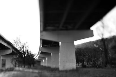 Under the Highway---Bethlehem, PA