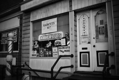 Barber Cuts---Pottstown, PA