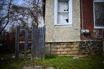 Abandoned---Darby, PA