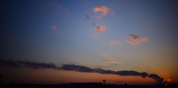 Sunset---Souderton, PA