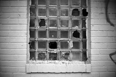 Broken Windows---Darby, PA