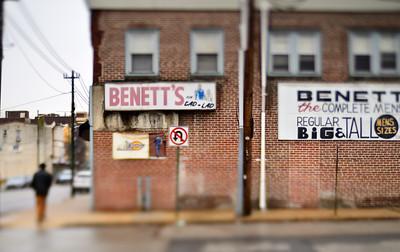 Benett's---Darby, PA