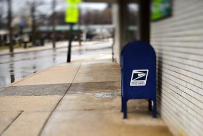 Mailbox---Darby, PA