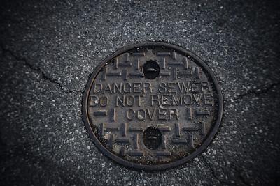 Danger Sewer---Pottstown, PA