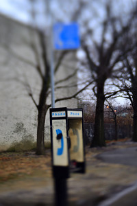 Phone Booth---Darby, PA