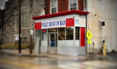 Public Drugs---Darby, PA
