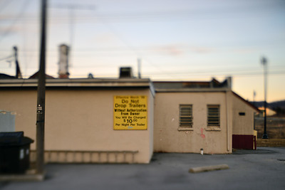 Trailer Notice---Bethlehem, PA