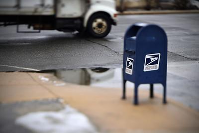 Mail Box---Sharon Hill, PA