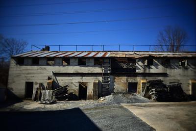 Coal Yard---Reading, PA