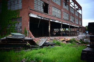 Deconstruction---Abandoned Factory---Scranton, PA