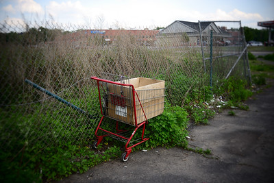 Shopping Cart---Scranton, PA