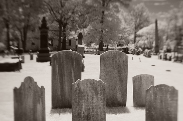 Headstones---North Wales, PA