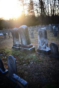 Grave Yard---Trumbauersville, PA