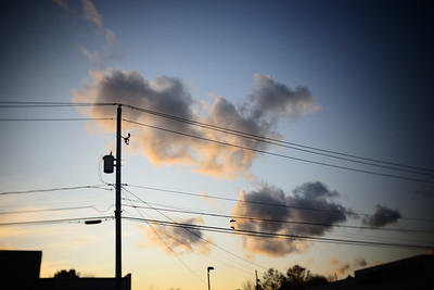 Shoes on a Wire---Quakertown, PA