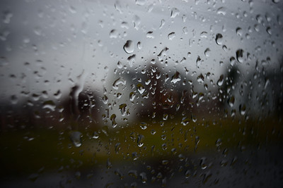 Rain Drops---Norristown, PA