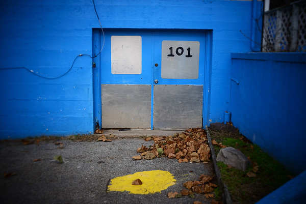 Yellow Paint---Norristown, PA