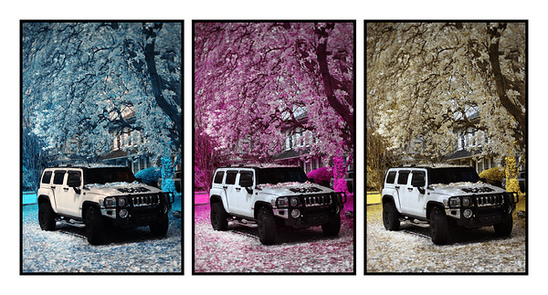 3 Hummers