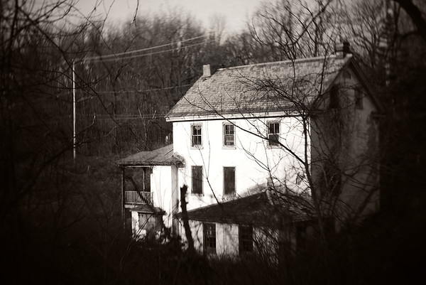 Abandoned Home---Phoenixville, PA