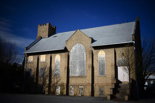 Abandoned Church---Altoona, PA