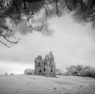 Plunton Castle, Study 2, Galloway, Scotland. 2016