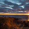 Randall Point - Barn Island Sunset
