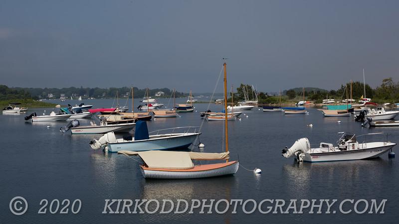 Quonochontaug Boats