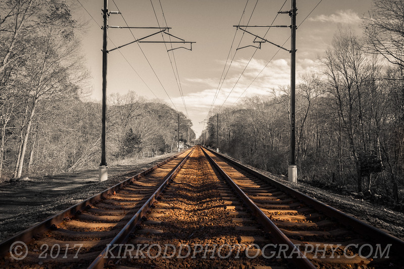 Stay on the Tracks