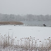 Pawcatuck River on Gray Winter Day