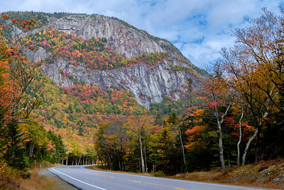 """Turning"" (White Mountains, New Hampshire USA)"