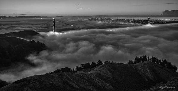San Francisco Before Sunrise 10/6/2012
