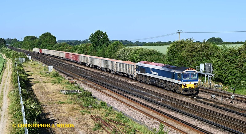 59101 'Village of Whatley' Worting Junction 020620