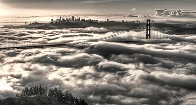San Francisco Sunrise 4 10/6/2012