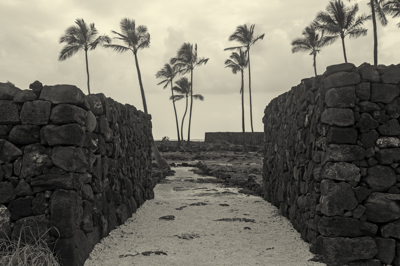 """Royal Ground""<br /> (Pu'uhonua o Honaunau)"
