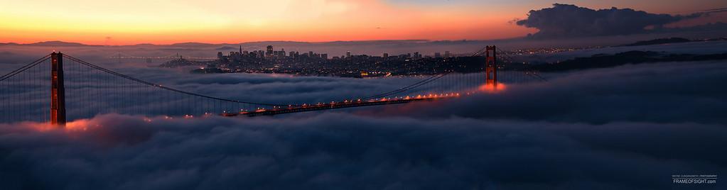 Sunrise on the City