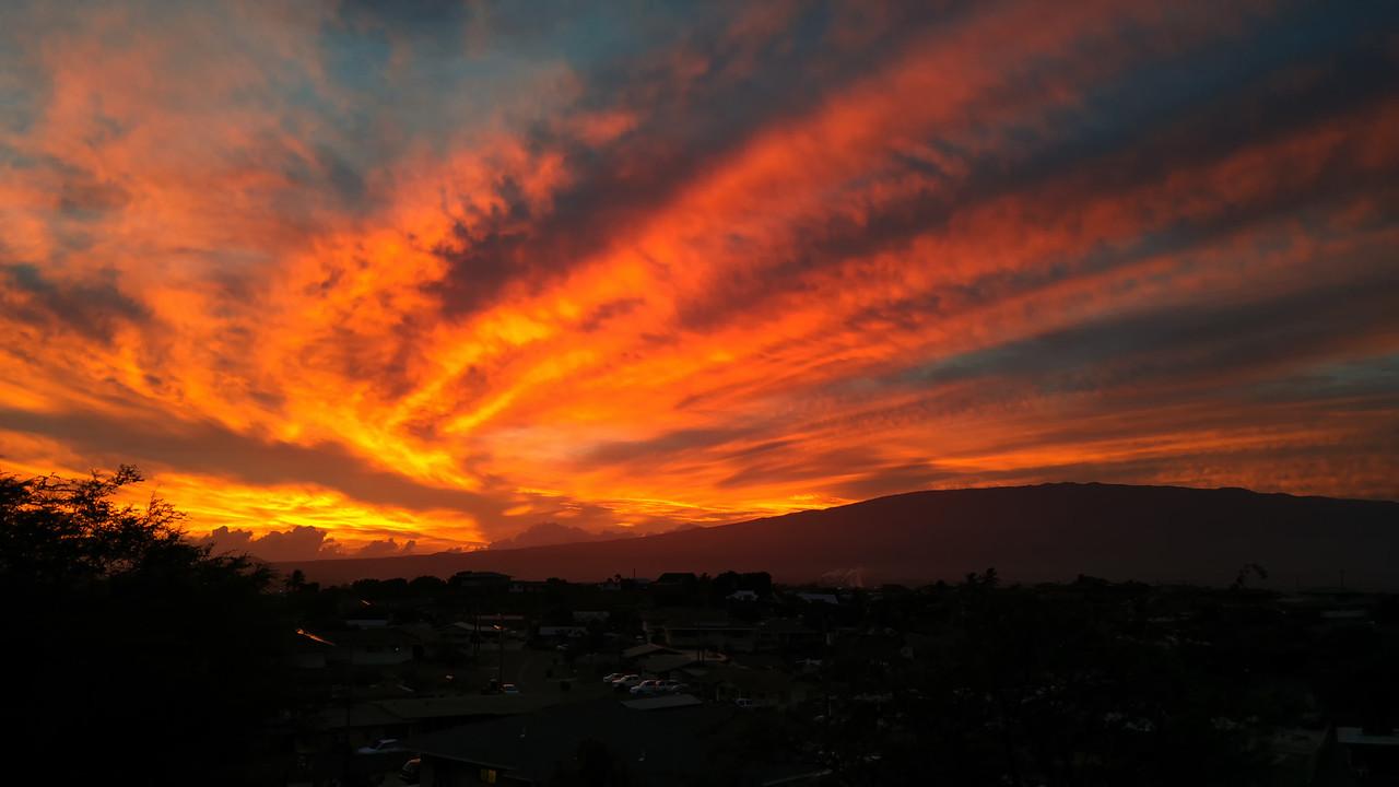 """""""Haleakala Sunrise"""""""