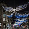 Angels Hover Over Regent Street