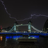 Lightning Over London