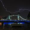 Lightning Over London