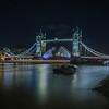 Tower Bridge Opens