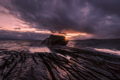 Fiery Elgol