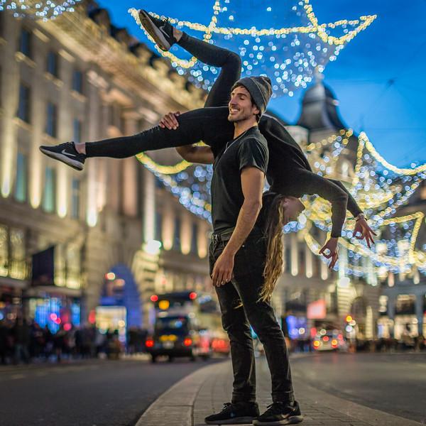 Dancing On Regent Street